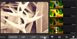 fotobewerkings app Android 4.4
