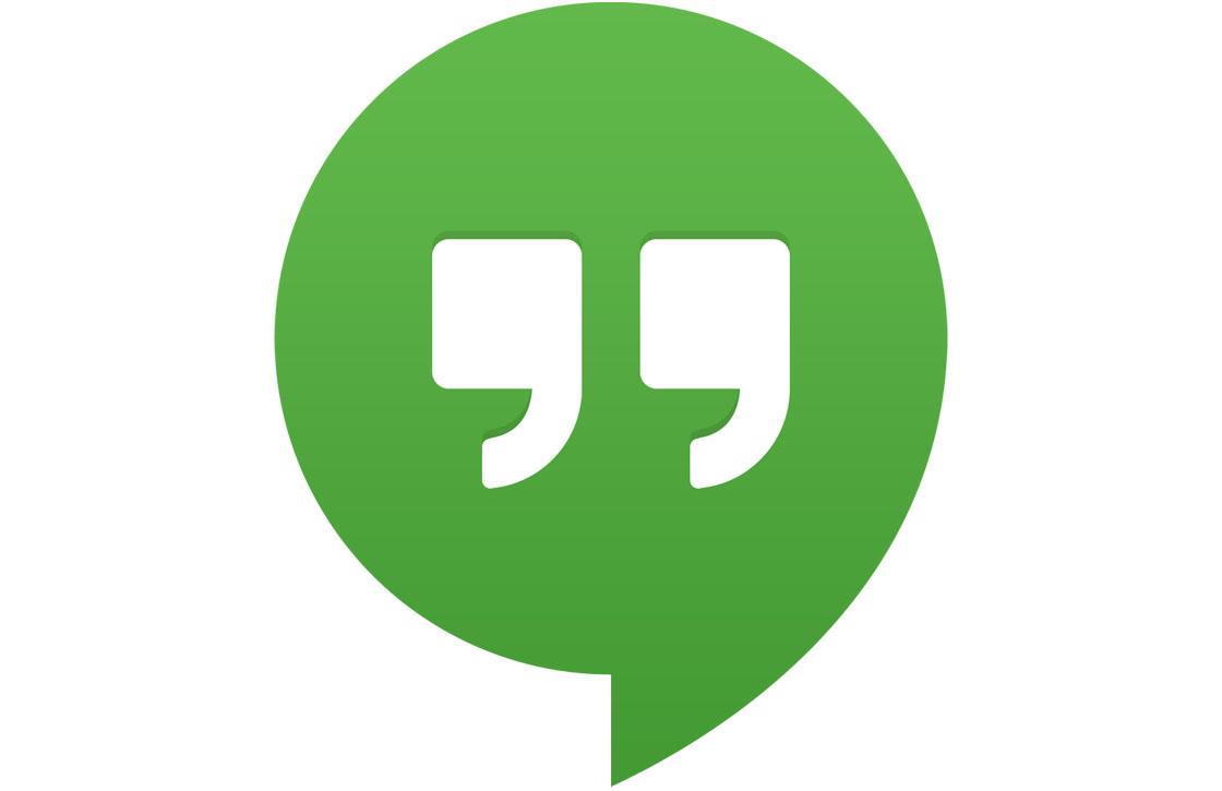 'Google stopt in 2020 met Hangouts voor consumenten'