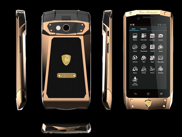 Tonino Lamborghini Antares: luxueuze Android-smartphone van 3000 euro