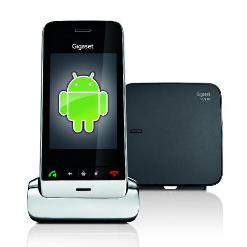 Gigaset SL930A: vaste Android-telefoon voor in huis nu te koop