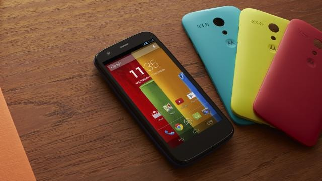 Video: Moto G schittert in eerste reclame en hands-on