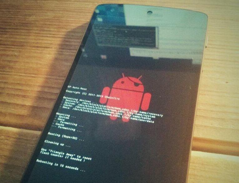 Nexus 5 root al mogelijk door Nederlandse ontwikkelaar (lees hier hoe)