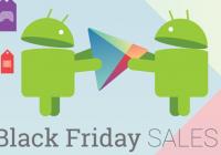 Play Store aanbiedingen: Google viert Black Friday met app-uitverkoop
