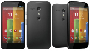Moto G specificaties