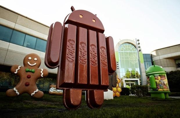 Android 4.4 video: AndroidPlanet & een korte indruk van KitKat