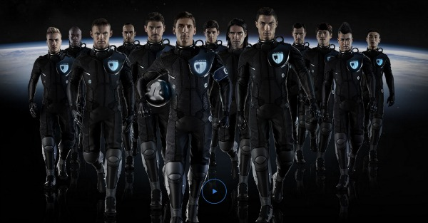 Samsung Galaxy 11-team compleet, met Messi, Ronaldo, Casillas en Rooney