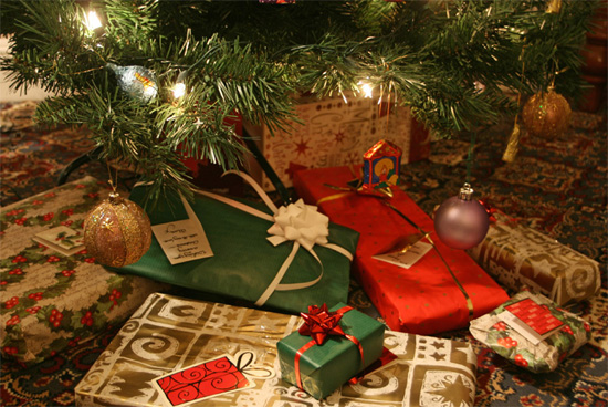 Android-accessoires kerst
