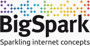 Bigspark logo stagiar