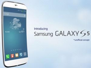 'Geen gebogen scherm voor Samsung Galaxy S5'
