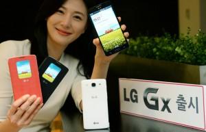 LG Gx onthuld