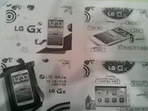 'LG Gx met 5,5 inch-scherm, Snapdragon 600-SoC en 4G laat zich zien'