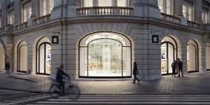 Samsung lijft Apple Store-ontwerper in, opent mogelijk retailwinkels
