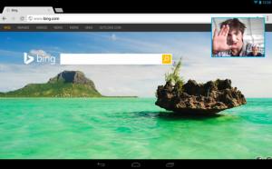 Skype update voor Android