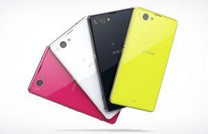 Xperia Z1S uitgebracht
