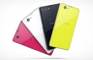 'Japanse versie Xperia Z1S uitgebracht, internationale release in 2014'