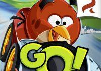 Angry Birds Go Android-versie: zeepkistenrace met boze vogels