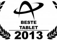 De beste tablets van 2013 (nummer 4): Sony Xperia Tablet Z