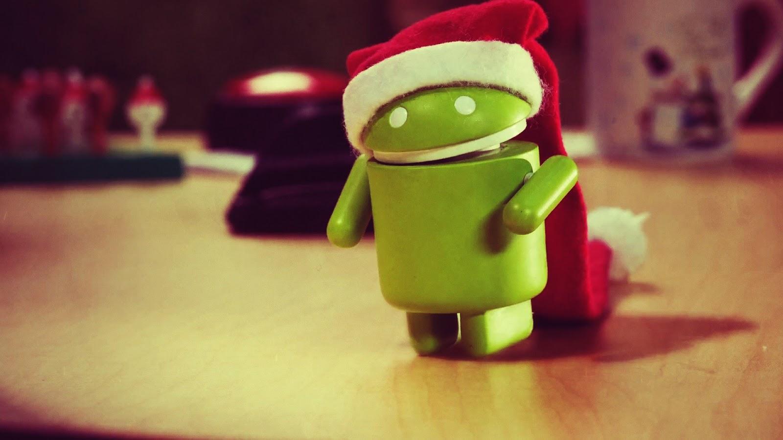 AndroidPlanet wenst iedereen een fijne kerst