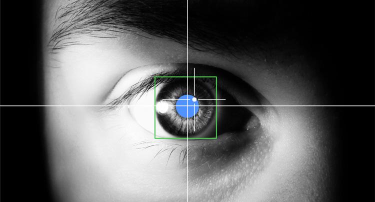 smartwatch oogbesturing