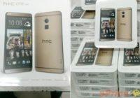 Gouden HTC One Max gespot in het wild (foto)