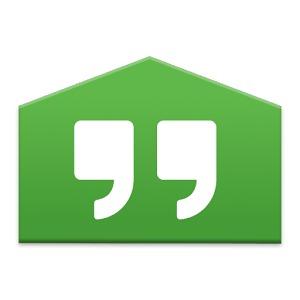 Toffe onofficiële Hangouts widget nu gratis in Google Play te downloaden