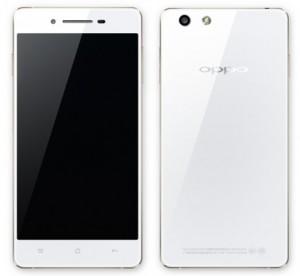 Oppo R1 officieel uitgebracht: megadunne smartphone voor 300 euro
