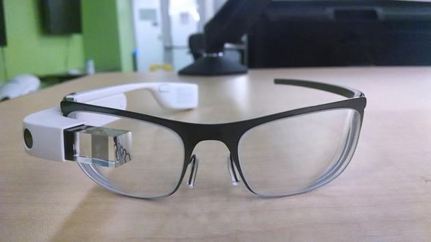 Foto: Google Glass met glazen op sterkte beschikbaar voor Explorers