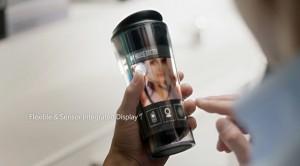 Video: Dit is de toekomst van Samsung, inclusief een koffiebeker met lcd-scherm
