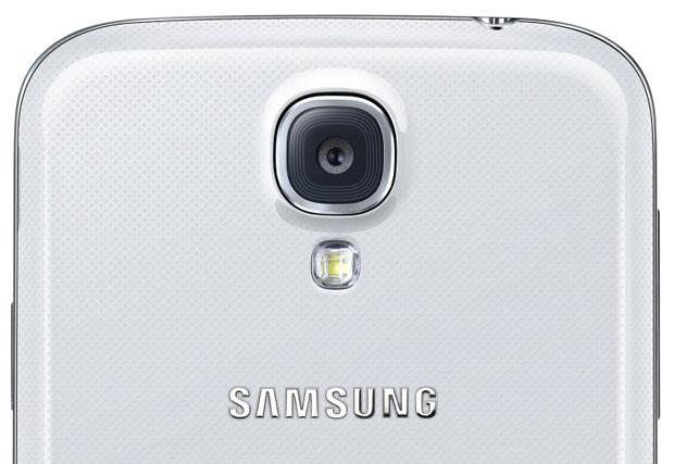 'Samsung werkt aan 20 megapixel-camera, mogelijk voor Galaxy S5'