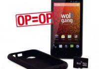 Wolfgang AT-B26D: goedkope Aldi-telefoon voor 49,99 euro