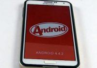 Video: bekijk Android 4.4.2 op de Galaxy S4 en Note 3