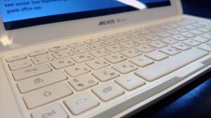 Archos 101 XS2 keyboard