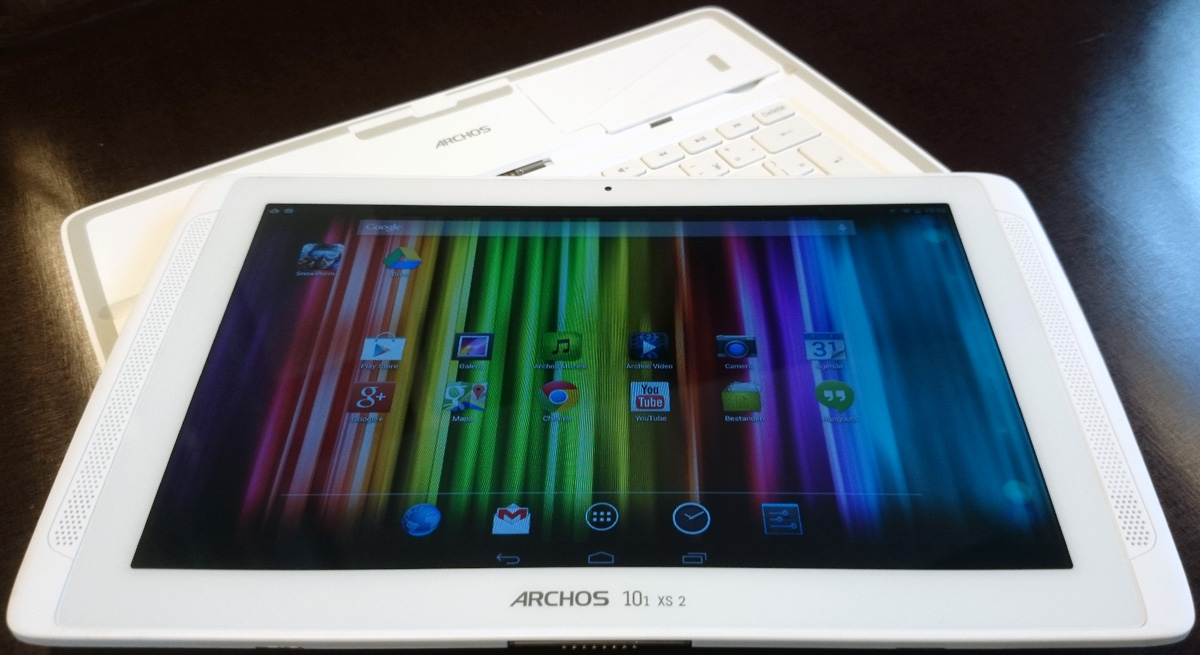 Archos 101 XS2 review