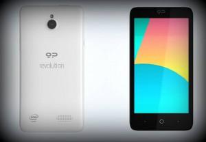 GeeksPhone Revolution: smartphone met Android en Firefox OS