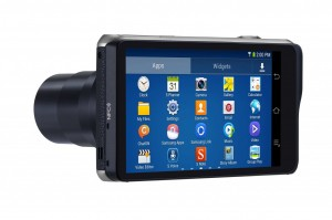 Galaxy Camera 2 scherm