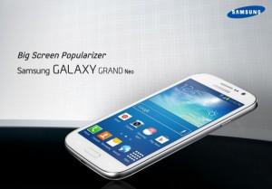 Galaxy Grand Lite lekt uit: grote Samsung-telefoon voor 299 euro