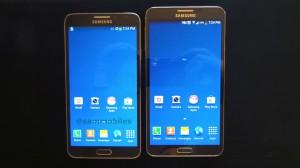Galaxy Note 3 Neo foto's duiken op, tonen iets kleinere phablet