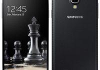 Galaxy S4 en Galaxy S4 Mini krijgen Black Edition met achterkant van kunstleer