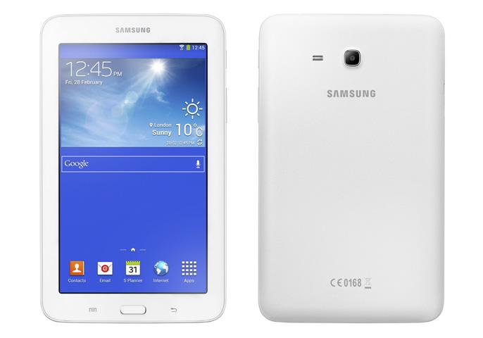 Nieuwe Galaxy Tab 3 Lite kleuren komen eraan: lichtblauw, roze en geel