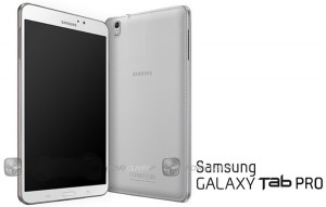 Galaxy Tab Pro specificaties: 2K-scherm en octacore-processor