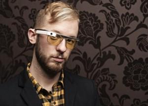 Google Glass glazen op sterkte