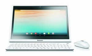 Android-computer Lenovo N308 onthuld op CES