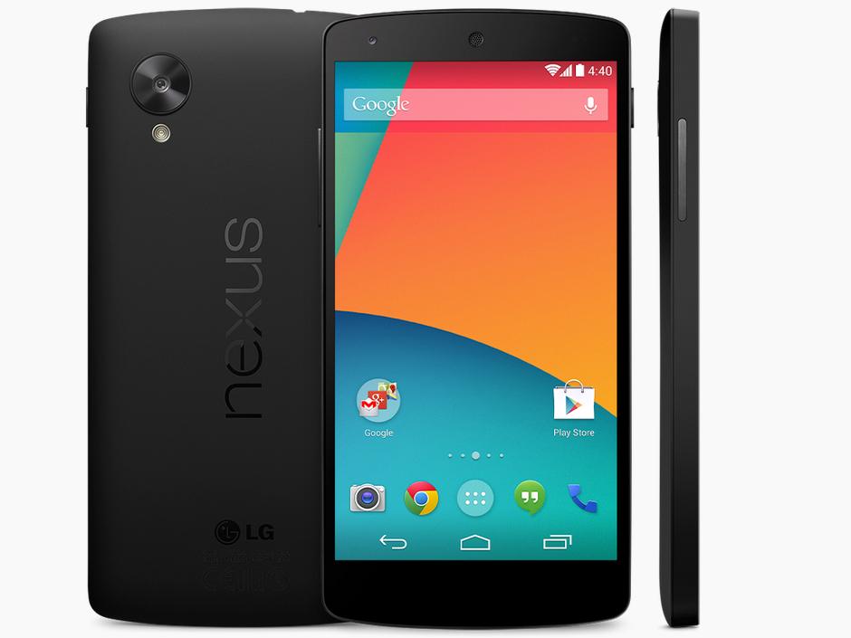 Google gaat camera-bug Nexus 5 in eerstvolgende Android-update oplossen