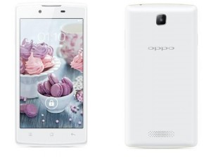 Oppo onthult Oppo Neo: goedkope Android-smartphone met dualcore-cpu