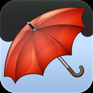 Regenmelding Android app