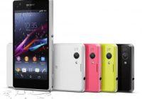 Sony lanceert Xperia Z1 Compact met 4,3 inch-hd-scherm