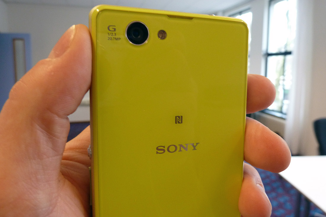 Sony Xperia Z1 Compact review 3
