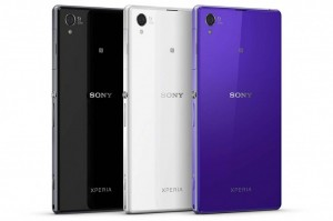 Sony Xperia Z2 video