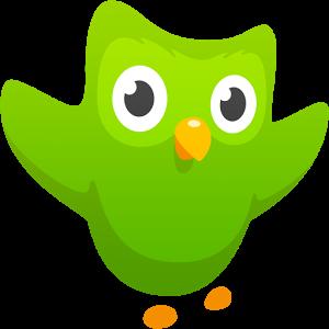 Talen-app Duolingo