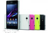 Sony Xperia Z1 Compact bestellen kan nu (gratis) bij T-Mobile